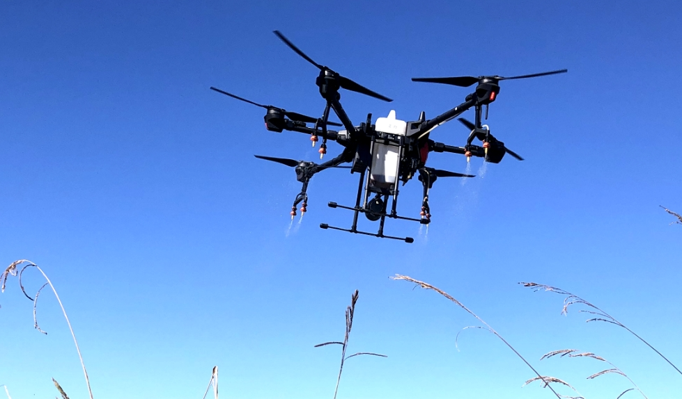 Agricultural Drone: Overview of global trends