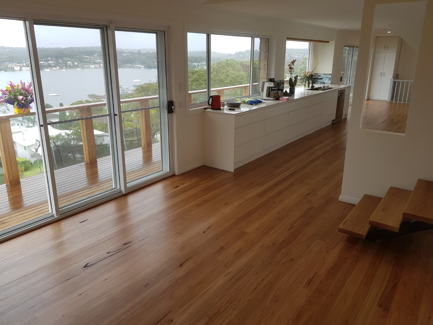 How to maintain and polish wooden floor?