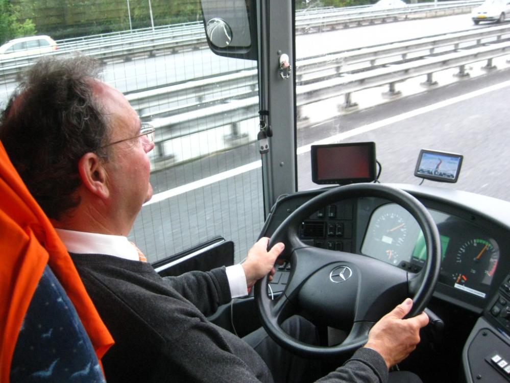 Truck Driver's Job – is harder than you think
